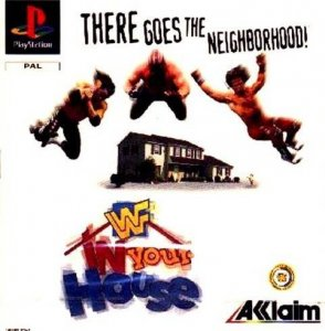 WWF In Your House per PlayStation