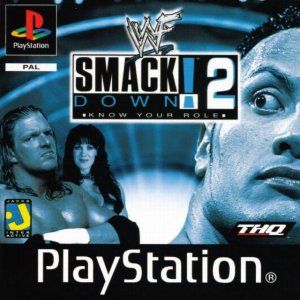 WWF SmackDown! 2: Know Your Role per PlayStation