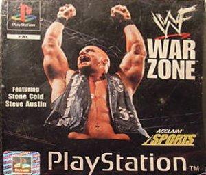 WWF War Zone per PlayStation