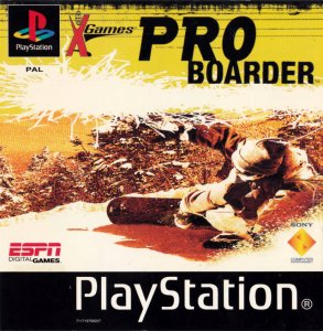 X Games Pro Boarder per PlayStation