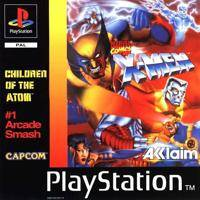 X-Men: Children of the Atom per PlayStation