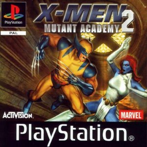 X-Men: Mutant Academy 2 per PlayStation