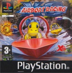 XS Airboat Racing per PlayStation