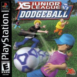 XS Junior League Dodgeball per PlayStation