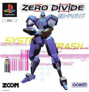 Zero Divide per PlayStation