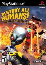 A Caccia di Umani! Big Willy Alla Riscossa per PlayStation 2