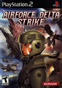 AirForce Delta Strike per PlayStation 2