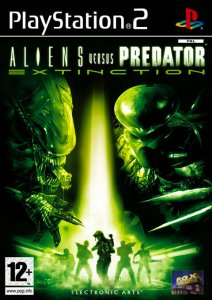 Aliens Vs. Predator: Extinction per PlayStation 2