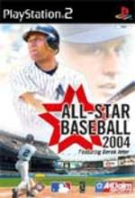 All-Star Baseball 2004 per PlayStation 2