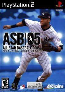 All-Star Baseball 2005 per PlayStation 2