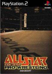 All Star Pro Wrestling per PlayStation 2