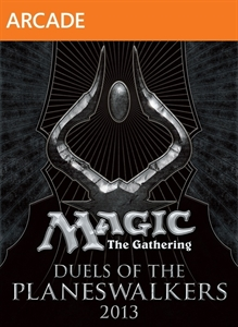 Magic: the Gathering - Duels of the Planeswalkers 2013 per Xbox 360
