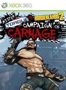 Borderlands 2: Mr. Torgue's Campaign of Carnage per Xbox 360