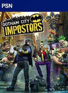 Gotham City Impostors per PlayStation 3