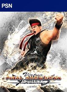 Virtua Fighter 5 Final Showdown per PlayStation 3