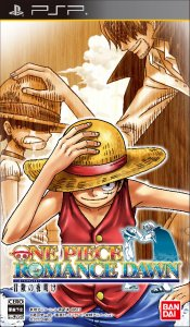 One Piece: Romance Dawn per PlayStation Portable