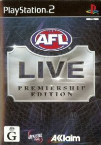 AFL Live Premiership Edition per PlayStation 2