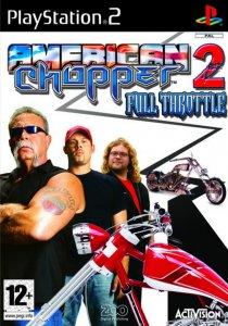 American Chopper 2: Full Throttle per PlayStation 2