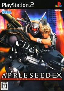 Appleseed EX per PlayStation 2
