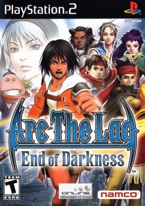 Arc the Lad: End of Darkness per PlayStation 2
