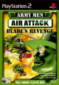 Army Men - Air Attack: Blade's Revenge per PlayStation 2