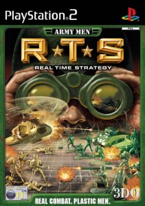 Army Men: RTS per PlayStation 2