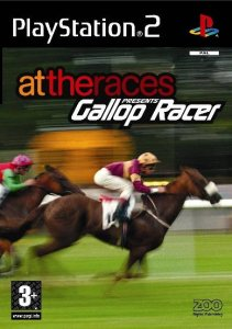 At the Races Gallop Racer per PlayStation 2