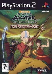 Avatar: The Burning Earth per PlayStation 2