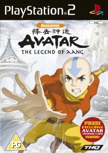 Avatar: The Legend of Aang per PlayStation 2
