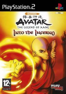 Avatar: The Last Airbender - Into the Inferno per PlayStation 2