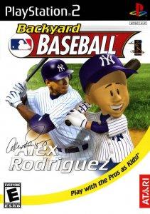 Backyard Baseball per PlayStation 2