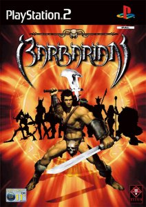 Barbarian per PlayStation 2