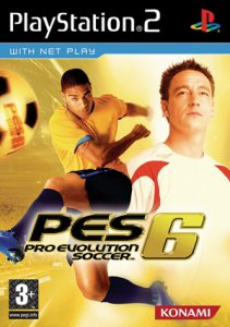 Pro Evolution Soccer 6 (World Soccer Winning Eleven 10) per PlayStation 2