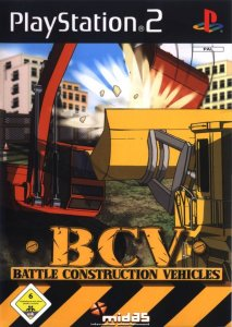Battle Construction Vehicles per PlayStation 2