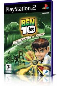 Ben 10: Il Difensore della Terra per PlayStation 2