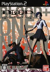 Blood+ One Night Kiss per PlayStation 2