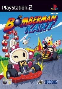 Bomberman Kart per PlayStation 2