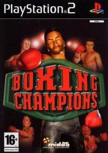 Boxing Champions per PlayStation 2