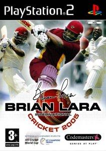 Brian Lara International Cricket 2005 per PlayStation 2