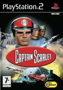 Captain Scarlet per PlayStation 2