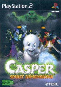 Casper: Spirit Dimensions per PlayStation 2
