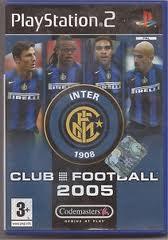 Club Football 2005: Inter per PlayStation 2