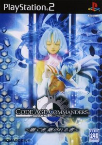 Code Age Commanders per PlayStation 2
