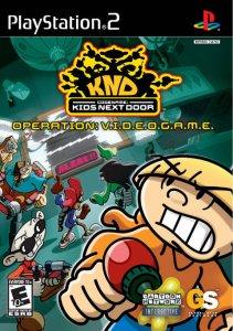 Codename: Kids Next Door: Operation V.I.D.E.O.G.A.M.E. per PlayStation 2