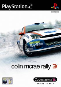 Colin McRae Rally 3 per PlayStation 2