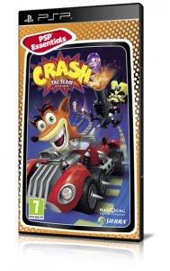 Crash Tag Team Racing per PlayStation Portable