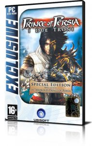 Prince of Persia: I Due Troni (Prince of Persia 3) per PC Windows