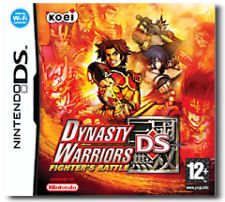 Dynasty Warriors: Fighter\'s Battle DS per Nintendo DS