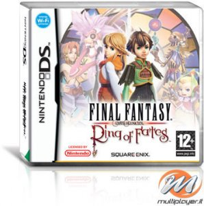 Final Fantasy: Crystal Chronicles - Ring of Fates per Nintendo DS