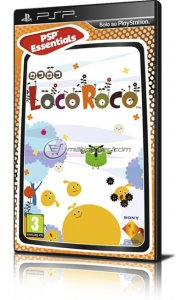 LocoRoco per PlayStation Portable